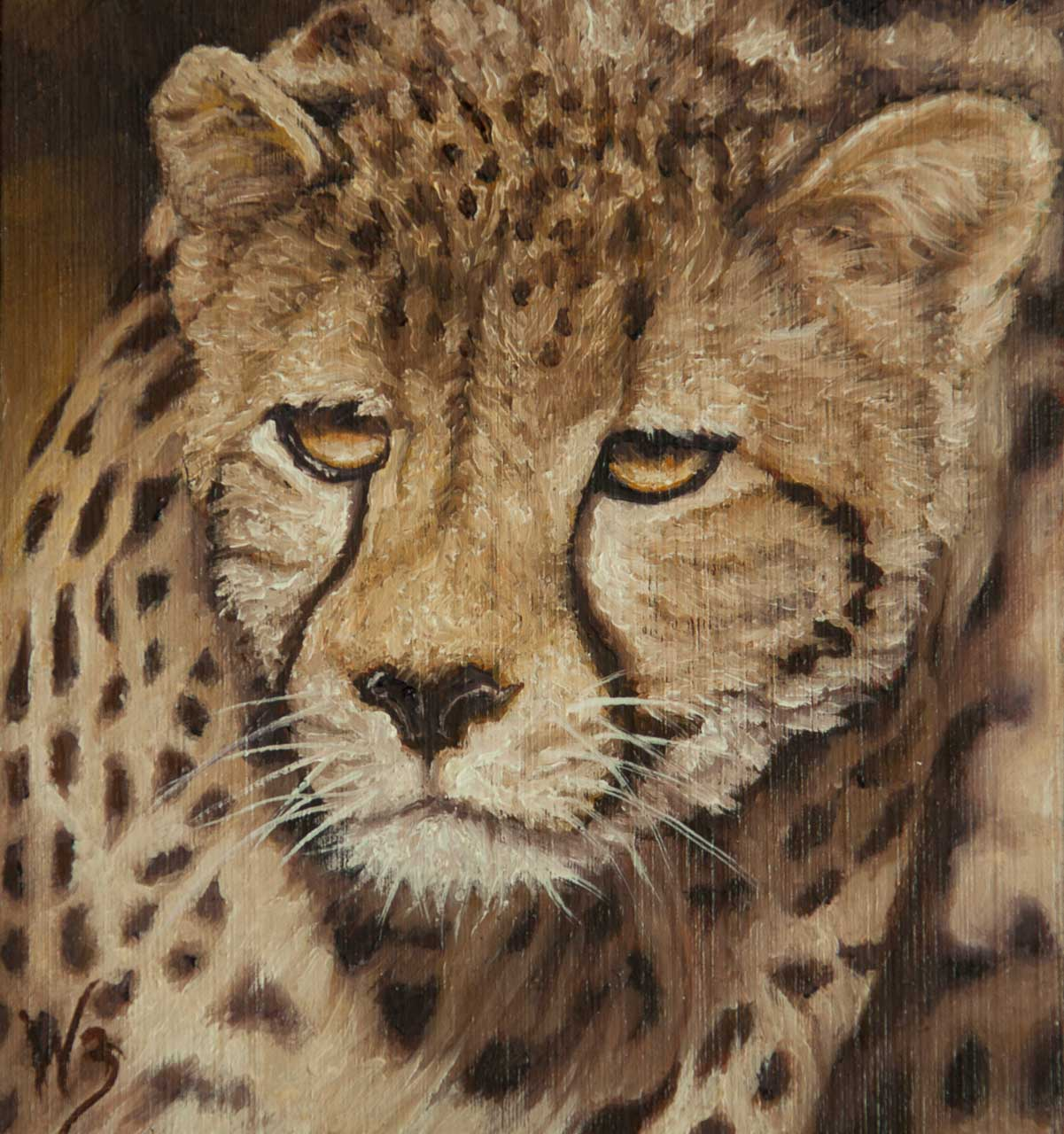 Cheetah Miniature
