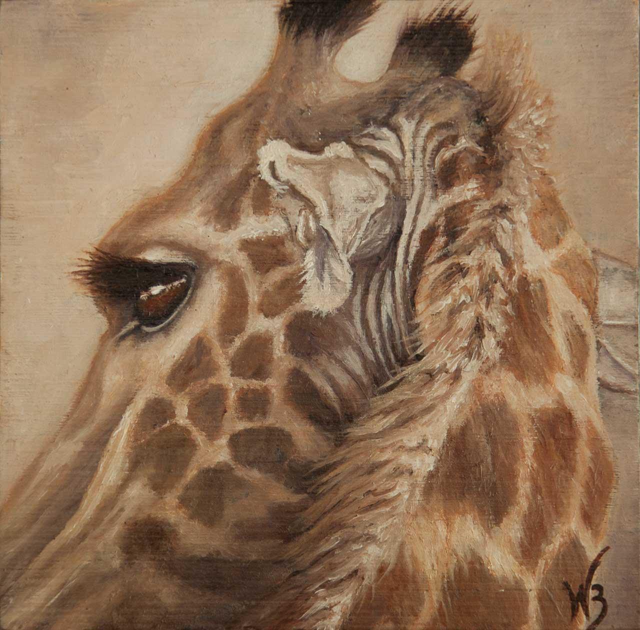 Giraffe Miniature