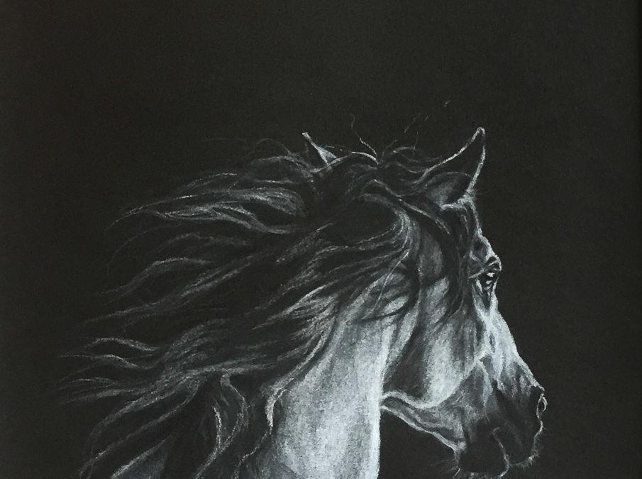 Pastel Equine 1